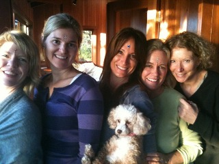 Carmel Writing Retreats Friends