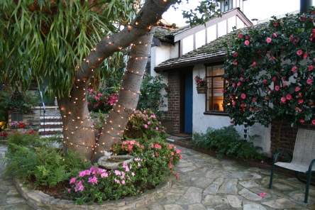 The Vagabond House, Carmel