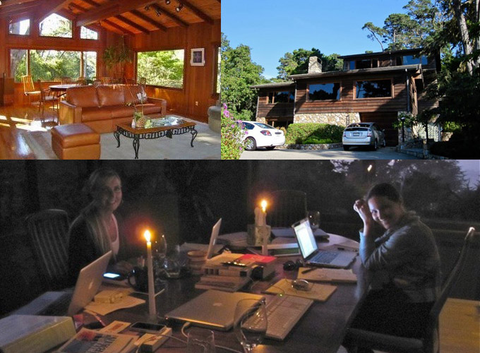 Carmel Writing Retreats - Your writer's haven