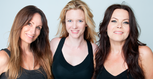 I'm thrilled to announce live OPEN BOOKS event with Danielle LaPorte, Justine Musk + Me!
