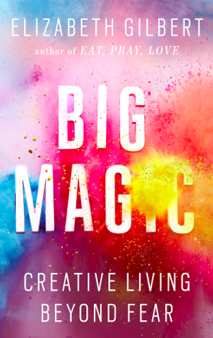 Signed Big Magic Book Giveaway!