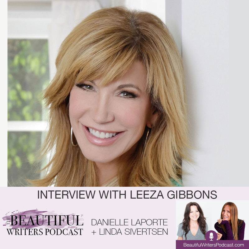 Writing with Fierce Optimism: Leeza Gibbons Podcast