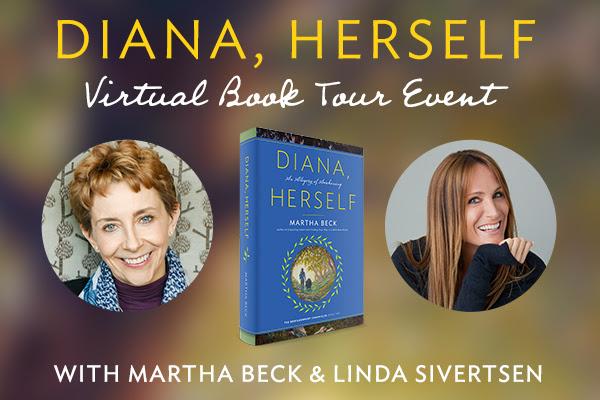 Martha Beck Virtual Book Tour