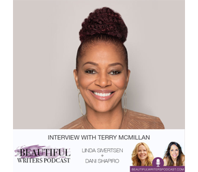 Terry McMillan w/ Dani Shapiro & Me: Novels, Memoirs, & Films–Oh My!