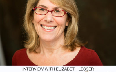 Memoirist Elizabeth Lesser on the Beautiful Writers Podcast
