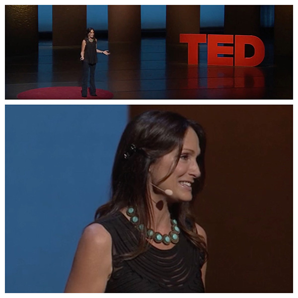 Linda's TEDTalk at TEDWomen 2016