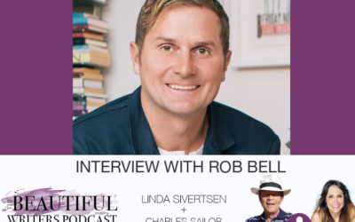 Rob Bell: Creativity & the Bible on today's podcast