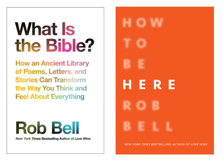 What is the bible and how to be here now books