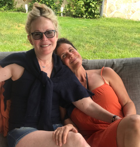 Dani Shapiro and Jennifer Rudolph Walsh