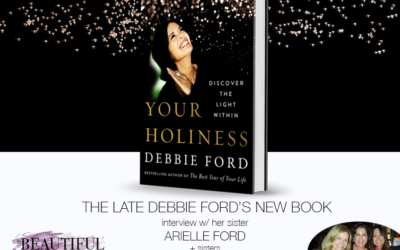 Debbie Ford's New Book on the Beautiful Writers Podcast