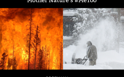 Mother Nature's #MeToo
