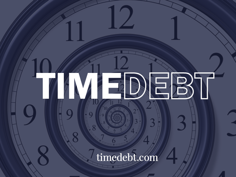 Time Bending Magic in the Age of Distraction: An 8-Week Time Debt Course