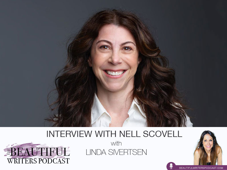 Comedy Writer Nell Scovell on the Beautiful Writers Podcast