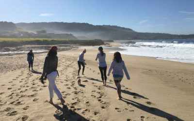 The Writing Life, a Second Book Deal, and the Carmel Writing Retreat. A Guest Blog…