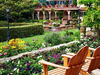 Carmel Writing Retreats - the view
