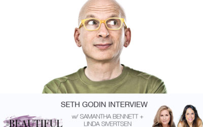 Seth Godin on the Beautiful Writers Podcast