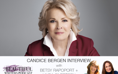 Candice Bergen on the Beautiful Writers Podcast