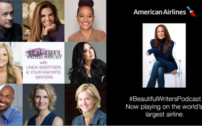 ✈️ 🎧 Beautiful Writers: Now playing on American Airlines