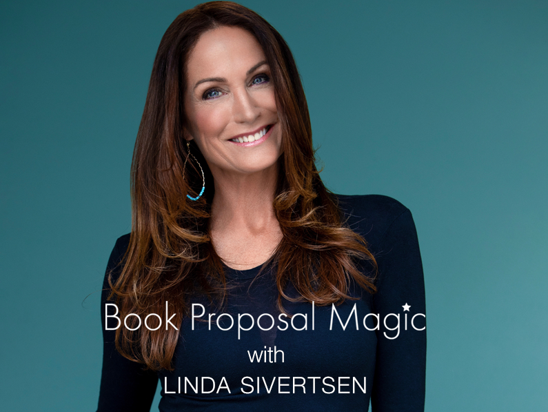 One-On-One Sessions w/ Me + Book Proposal Magic Course
