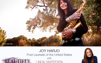 Joy Harjo, Poet Laureate of the United States, on the Beautiful Writers Podcast