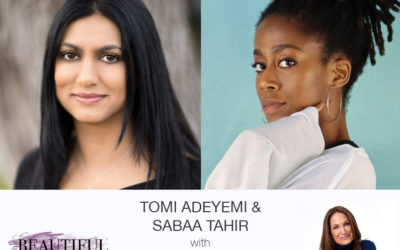 YA Superstars Tomi Adeyemi & Sabaa Tahir on Living & Writing Heroically