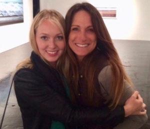India Oxenberg & Linda Sivertsen