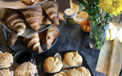 Pastry & Writing w/ Me in Oct. in Carmel. Then, a Virtual Retreat!